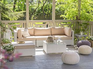 Stwórz wymarzoną strefę relaksu w ogrodzie!