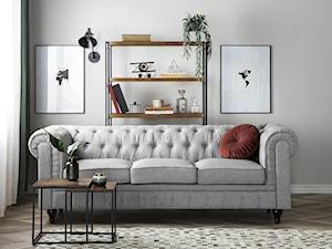 Idealna sofa do małego i dużego salonu