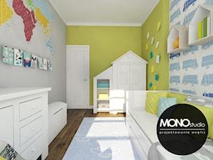 Pokój dziecięcy - zdjęcie od Monostudio Wnętrza