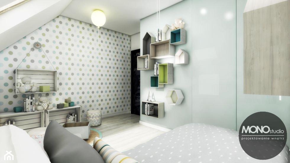 Dom w Zielonkach - zdjęcie od Monostudio Wnętrza - Homebook