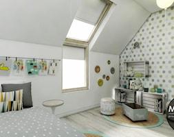 Dom w Zielonkach - zdjęcie od Monostudio Wnętrza