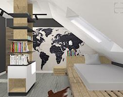 Projekt+pokoju+dla+nastolatka+-+zdj%C4%99cie+od+A4+Atelier+projektowanie+wn%C4%99trz