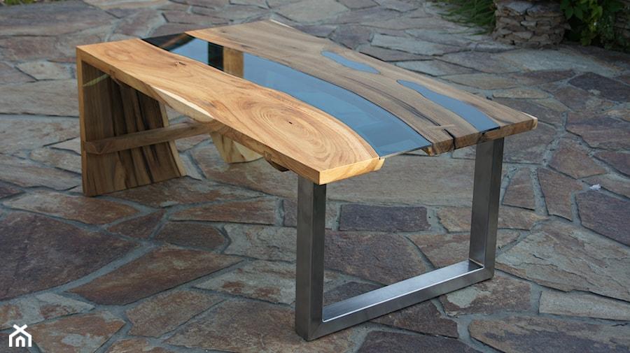 Table river zdj cie od old wood design for Table design river