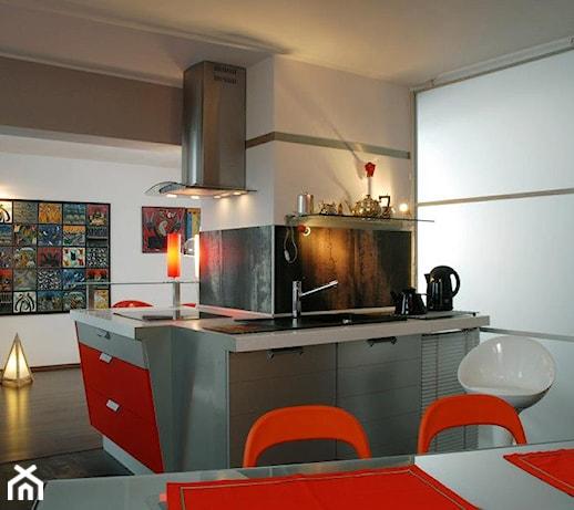 MIESZKANIE PODRÓŻNICZKI  ŁÓDŹ  zdjęcie od KZ Biuro Projektowe -> Kuchnia Gazowa Lodz
