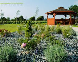 Rodzinny ogród. - Ogród, styl tradycyjny - zdjęcie od PracowniaDabrowska - Homebook