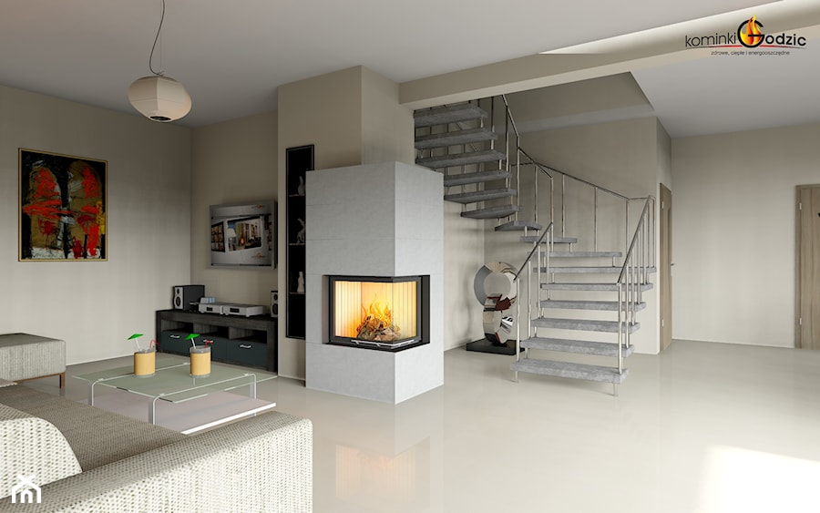 kominek brunner system bsk 02 eck zdj cie od kominki godzic. Black Bedroom Furniture Sets. Home Design Ideas
