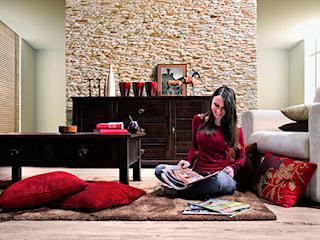 Sposób na klasyczne wnętrze – kamień naturalny, dekoracyjny i płytki cegłopodobne