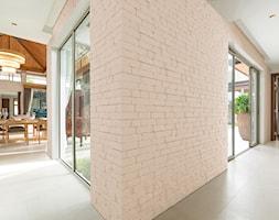 Płytka dekoracyjna gipsowa Brickal - Hol / przedpokój - zdjęcie od STEGU - Homebook