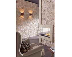 Kamień dekoracyjny Nanga - Mały brązowy salon - zdjęcie od STEGU