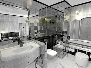 Luksusowa łazienka - zdjęcie od Pracownia projektowania wnętrz Beata Lukas