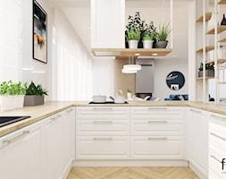 DOM TARNÓW - Kuchnia, styl skandynawski - zdjęcie od FORMA - Pracownia Architektury Wnętrz - Homebook
