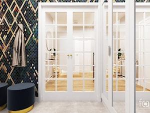 WIATROŁAP ZABIERZÓW - Hol / przedpokój, styl nowojorski - zdjęcie od FORMA - Pracownia Architektury Wnętrz
