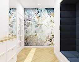 DOM TARNÓW - Hol / przedpokój, styl skandynawski - zdjęcie od FORMA - Pracownia Architektury Wnętrz - Homebook