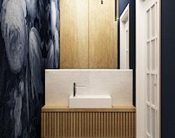 ŁAZIENKA 2 TARNÓW - Łazienka, styl nowoczesny - zdjęcie od FORMA - Pracownia Architektury Wnętrz - Homebook