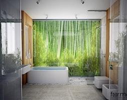 Łazienka SPA - zdjęcie od FORMA - Pracownia Architektury Wnętrz i Krajobrazu