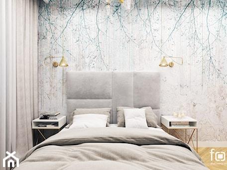 Aranżacje wnętrz - Sypialnia: SYPIALNIA WARSZAWA - Sypialnia, styl nowojorski - FORMA - Pracownia Architektury Wnętrz. Przeglądaj, dodawaj i zapisuj najlepsze zdjęcia, pomysły i inspiracje designerskie. W bazie mamy już prawie milion fotografii!