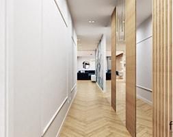 DOM TARNÓW - Hol / przedpokój, styl nowoczesny - zdjęcie od FORMA - Pracownia Architektury Wnętrz - Homebook