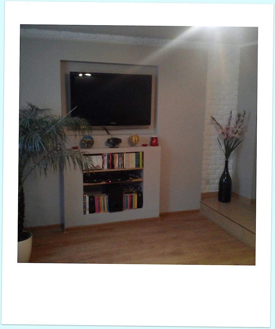Część multimedialna salonu - zdjęcie od Szymon930 - Homebook