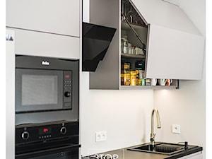 Kuchnia na wymiar w stylu soft loft od 3TOP