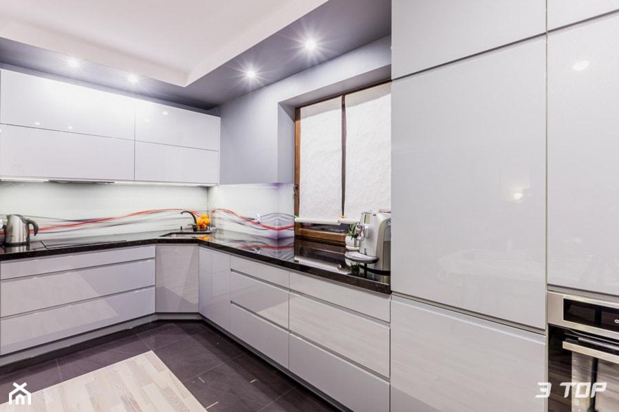 Zabudowa meblowa kuchni  zdjęcie od 3TOP Meble