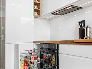 Elegancka i nowoczesna kuchnia na wymiar od  3TOP Kuchnie