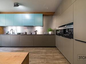 Meble kuchenne na wymiar w realizacji 3TOP Kuchnie - zdjęcie od 3TOP KUCHNIE