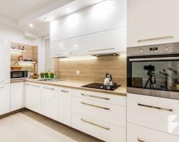 Kuchnia na wymiar w minimalistycznym stylu - zdjęcie od 3TOP KUCHNIE