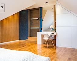 Stylowa sypialnia w realizacji 3TOP Meble - zdjęcie od 3TOP KUCHNIE