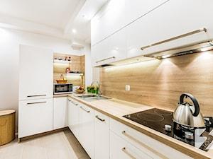 Kuchnia na wymiar w stylu minimalistycznym