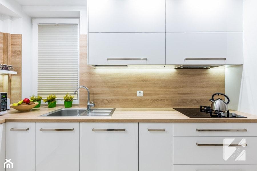 Kuchnia Na Wymiar W Minimalistycznym Stylu Zdjęcie Od 3top