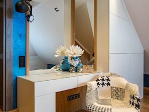 Stylowa sypialnia w realizacji 3TOP Meble