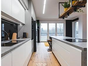 Kuchnia w stylu loftowym od 3TOP