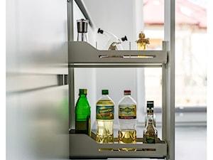 Kuchnia w stylu nowoczesnym o charakterze minimalistycznym od 3TOP