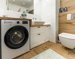 Meble na wymiar do mieszkania w klasycznej bieli - zdjęcie od 3TOP KUCHNIE