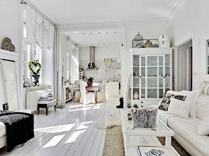 Mieszkanie w bieli - czy biel w mieszkaniu?