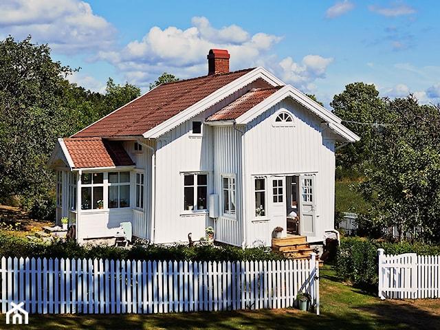 Skandynawski letni dom