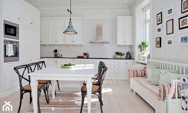 skandynawska kuchnia z nutą Hamptons