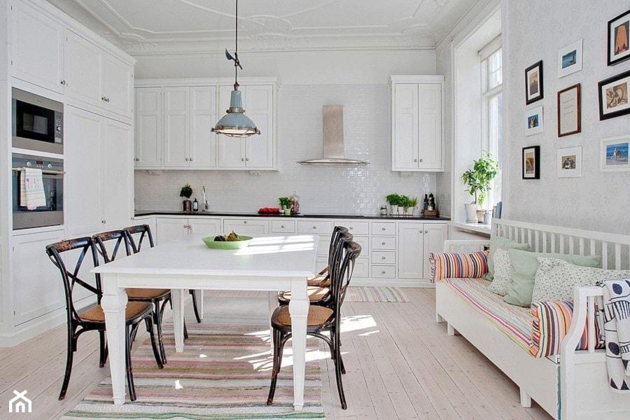 Kuchnia w skandynawskim stylu  zdjęcie od Casa Bianca