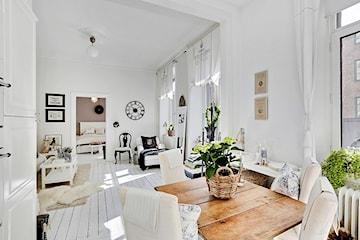 Jak ożywić białe wnętrze?