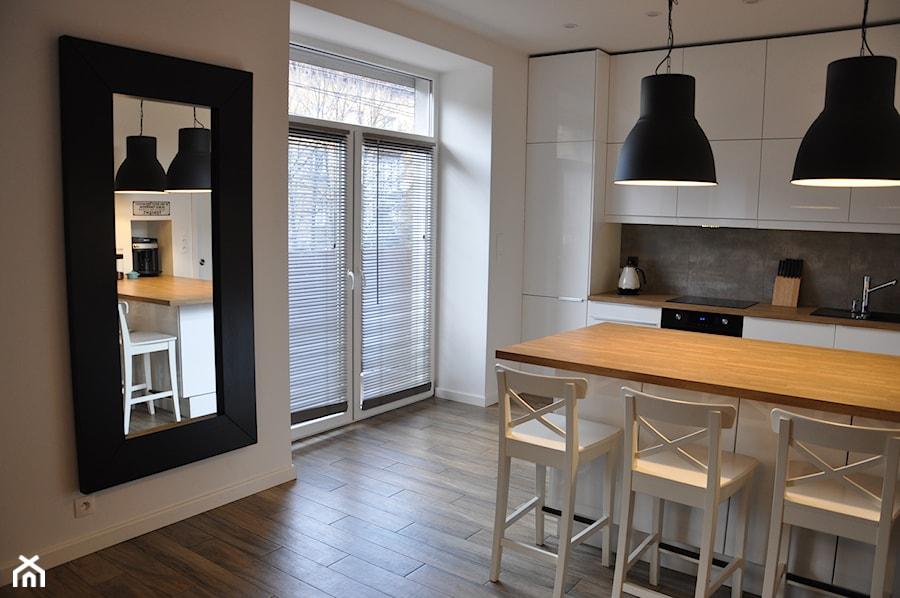 Skąd są czarne lampy? )  Homebook pl -> Kuchnia Z Wyspą Ikea