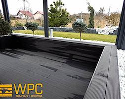 Deski tarasowe, kompozyt drewna POLdeck WPC - zdjęcie od POLdeck WPC