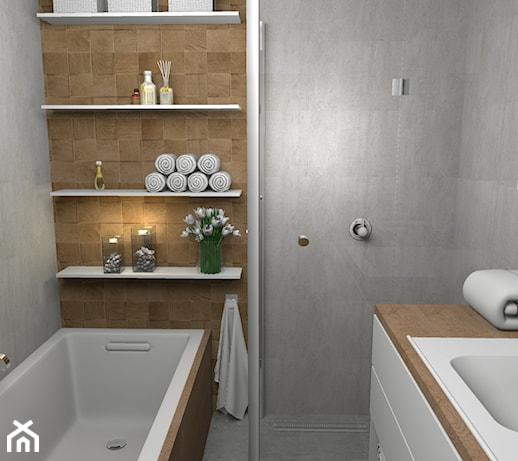 Szara łazienka Pomysły Inspiracje Z Homebook