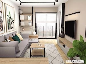 Ciepłe i słoneczne mieszkanie w bloku