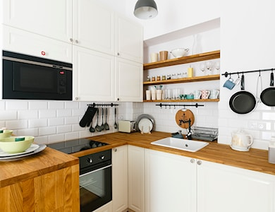 Kuchnia styl Skandynawski - zdjęcie od Pracownia Kardamon
