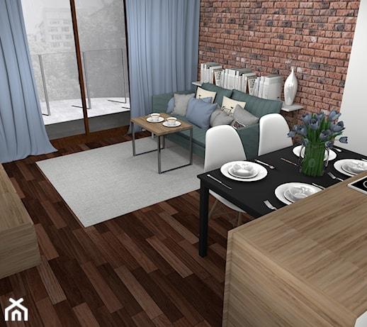 G boki b kit i zimny beton salon styl skandynawski for Beton salon