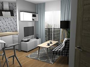 Mieszkanie 32 m2 z oddzielną sypialnią