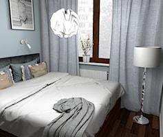 Sypialnia styl Nowoczesny - zdjęcie od Pracownia Kardamon
