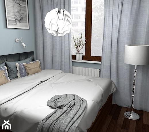 Projekt Sypialni 10m2 Pomysly Inspiracje Z Homebook