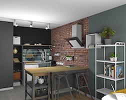 Kuchnia styl Industrialny - zdjęcie od Pracownia Kardamon