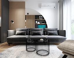 AW/ML/2019 - Salon, styl nowoczesny - zdjęcie od Kaza_concept - Homebook